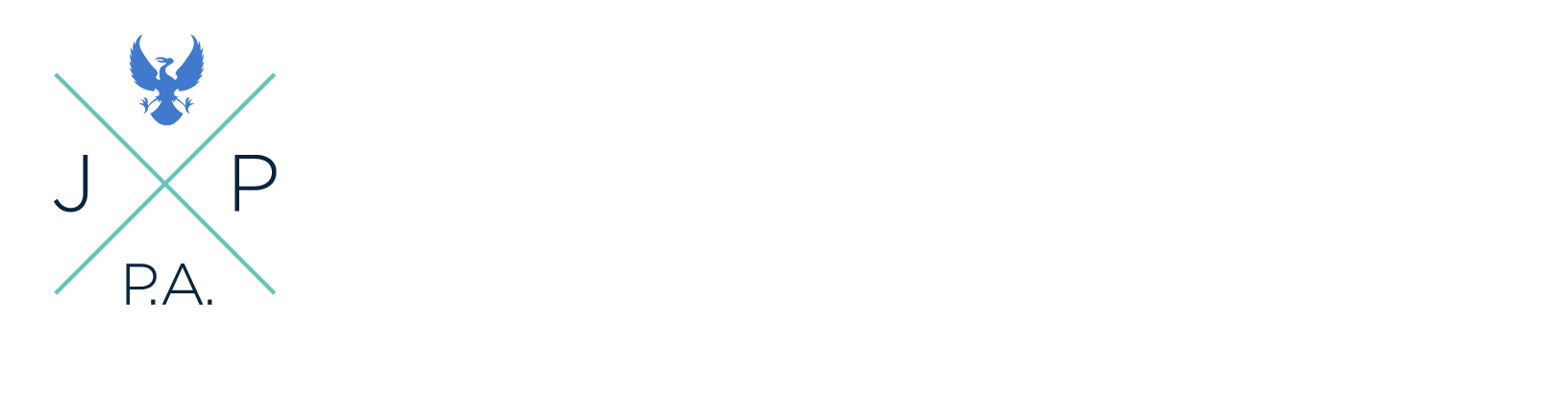 Law office of Jane Park logo white